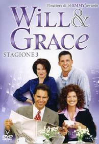 Will & Grace. Stagione 3 (4 Dvd)
