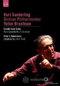 Kurt Sanderling. Sanderling Conducts Saint-Saëns and Tchaikovsky