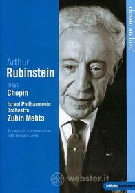 Arthur Rubinstein. Arthur Rubinstein plays Chopin