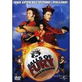 Balls of Fury. Palle in gioco