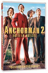Anchorman 2. Fotti la notizia