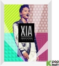 Xia - 2Nd Asia Tour Concert Incredible Dvd