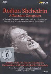 Rodion Shchedrin. A Russian Composer (2 Dvd)