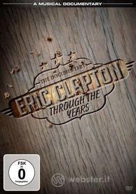 Eric Clapton. Through the Years