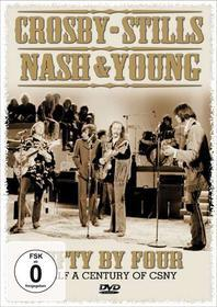 Crosby, Stills, Nash & Young. Fifty by Four: Half a Century of CSNY