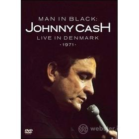 Johnny Cash. Man in Black. Live in Denmark 1971