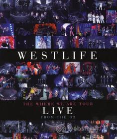 Westlife - Where We Are Tour (Blu-ray)