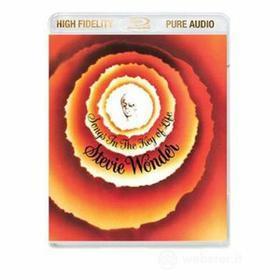 Stevie Wonder - Songs In The Key Of Life (Blu-Ray Audio) (Blu-ray)