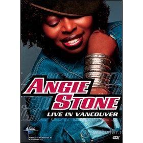 Angie Stone. Live In Vancouver