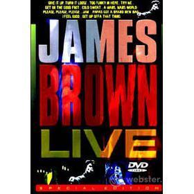 James Brown - At Chastain Park, Atlanta