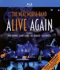 The Neal Morse Band. Alive Again (Blu-ray)