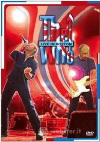 The Who. Live in Boston