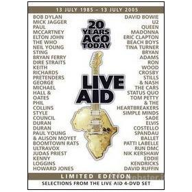 Live Aid. 20 Years Ago Today