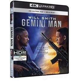 Gemini Man (Blu-Ray 4K Uhd) (Blu-ray)