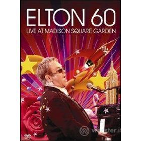 Elton John. Elton 60. Live From Madison Square Garden (2 Dvd)