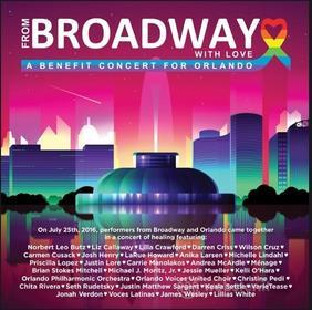 From Broadway With Love-Benefit Concert For Orland (Blu-ray)