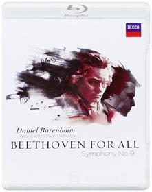 Ludwig Van Beethoven - Symphony No. 9 (Blu-ray)