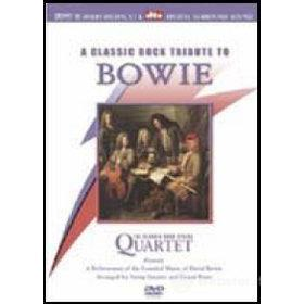 The Classic Rock String Quartet. A tribute to Bowie