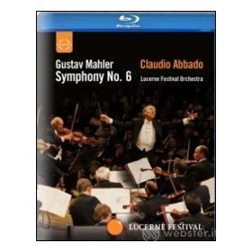 Gustav Mahler. Symphony No. 6 (Blu-ray)