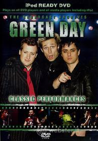 Green Day. Classic Performances. The Broadcast Archives