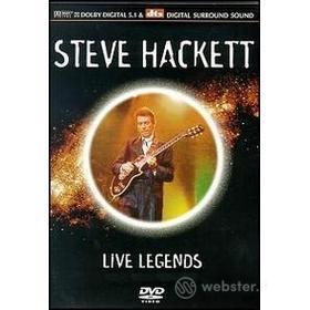 Steve Hackett. Live Legends