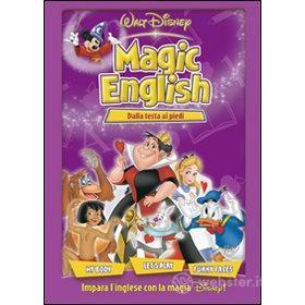 Magic English. Vol. 06. Dalla testa ai piedi