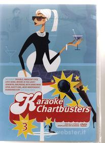 Karaoke Chartbusters Volume 3