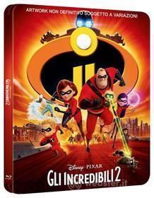 Gli Incredibili 2 (Blu Ray 2D+Disco Bonus) (Steelbook) (2 Blu-ray)