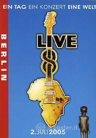 Live 8. Berlin