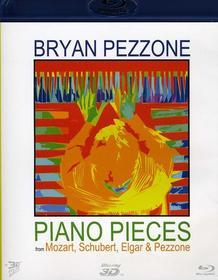 Bryan Pezzone: Piano Pieces From Mozart, Schubert, Elgar & Pezzone (Blu-ray)