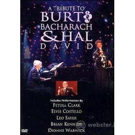 Burt Bacharach & Hal David. A Tribute to