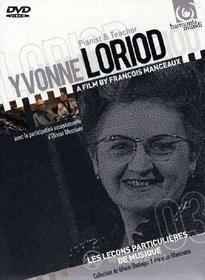 Yvonne Loriod. Pianist & teacher