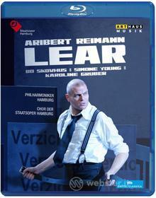 Aribert Reimann. Lear (Blu-ray)