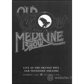 Old Crow Medicine Show. Live At The Orange Peel And Tennessee...