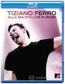 Tiziano Ferro. Alla mia età. Live in Rome (Blu-ray)