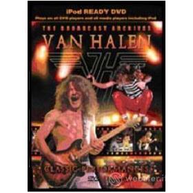Van Halen. Classic Performances. The Broadcast Archives