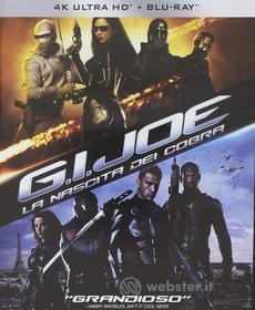 G.I. Joe - La Nascita Dei Cobra (Blu-Ray 4K Uhd) (Blu-ray)