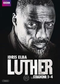 Luther - Stagioni 01-04 (5 Blu-Ray) (Blu-ray)