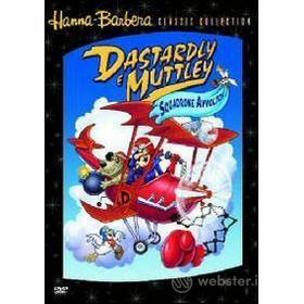 Dastardly e Muttley: squadre avvoltoi (3 Dvd)