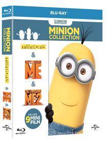 Minions Collection (Cofanetto 3 blu-ray)