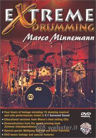 Marco Minnemann - Extreme Drumming