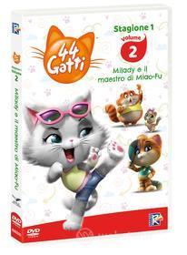 44 Gatti #02 (Dvd+Card Da Collezione)