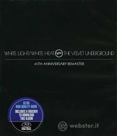 The Velvet Underground - White Light/white Heat (Blu-Ray Audio) (Blu-ray)