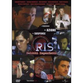 RIS 4. Delitti imperfetti (6 Dvd)