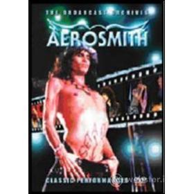 Aerosmith. Classic Performances. The Broadcast Archives