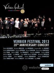 Verbier Festival 2013. 20th Anniversary Concert