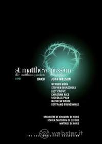 Johann Sebastian Bach. Passione secondo Matteo. St Matthew Passion