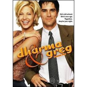 Dharma & Greg. Stagione 1 (3 Dvd)