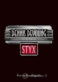 Dennis DeYoung. And The Music Of Styx. Live in Los Angeles (Blu-ray)