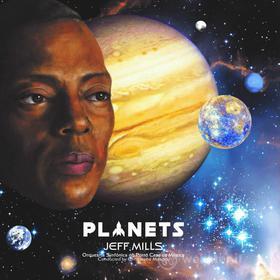Jeff Mills - Planets (2 Blu-ray)